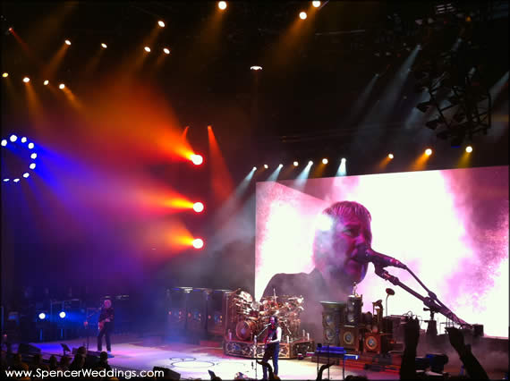 Rush | Time Machine Tour | BU2B