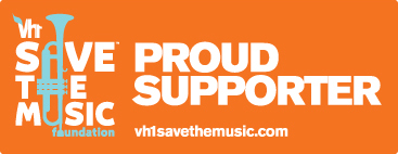 VH1 Save The Music Supporter
