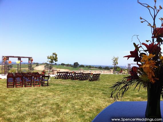 Boulder Ridge - Ceremony Lawn