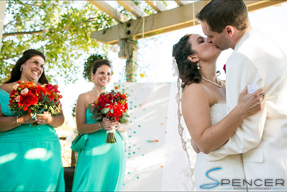 San Jose Wedding DJ Ceremony Recessional Music