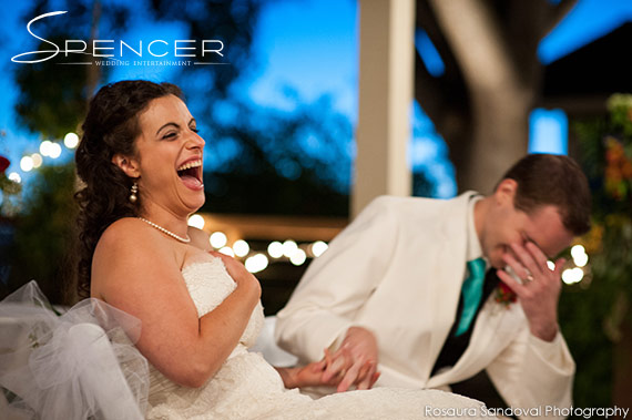 San Jose Wedding DJ - Bella Montagna - Love Story