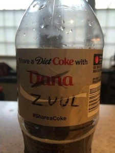 There is no Dana, only Zuul!